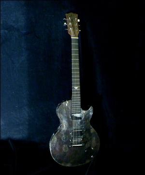 Guitare Les Paul 4 Leaves