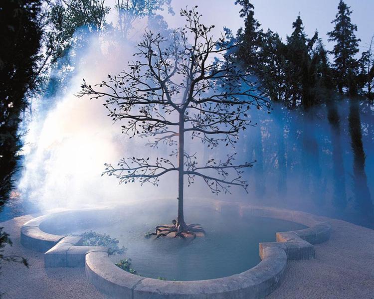 arbre fontaine fer forg sculpture v g tale m tallique provence vaucluse avignon fally. Black Bedroom Furniture Sets. Home Design Ideas